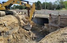 Underpass Excavation