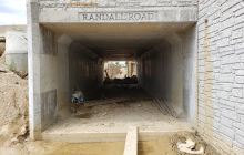 Underpass Tunnel