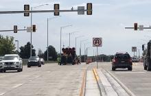 Roadway Opening