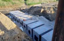 Rat Creek Culvert Installed