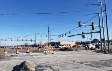 Traffic Signal Installation - Randall/Algonquin