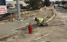 Concrete Work  - Acorn Lane