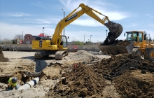 Storm Sewer Installation