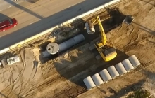 Storm Sewer Work