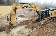 Wingwall Excavation