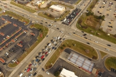 Randall Rd. and Algonquin Rd. Intersection